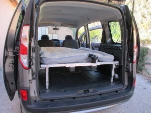 Kangoo Bedcar 4
