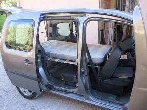 Kangoo Bedcar 9